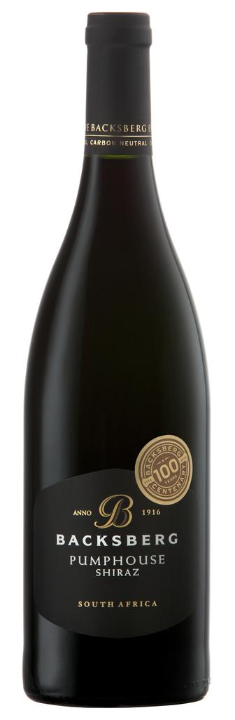 Backsberg Pumphouse Shiraz 2011